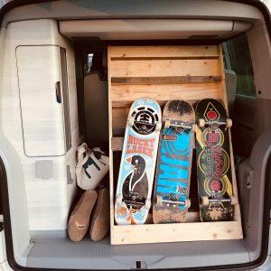 Shredbox Transport